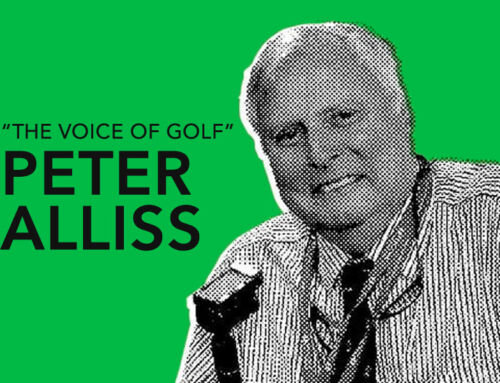 Meet Peter Alliss
